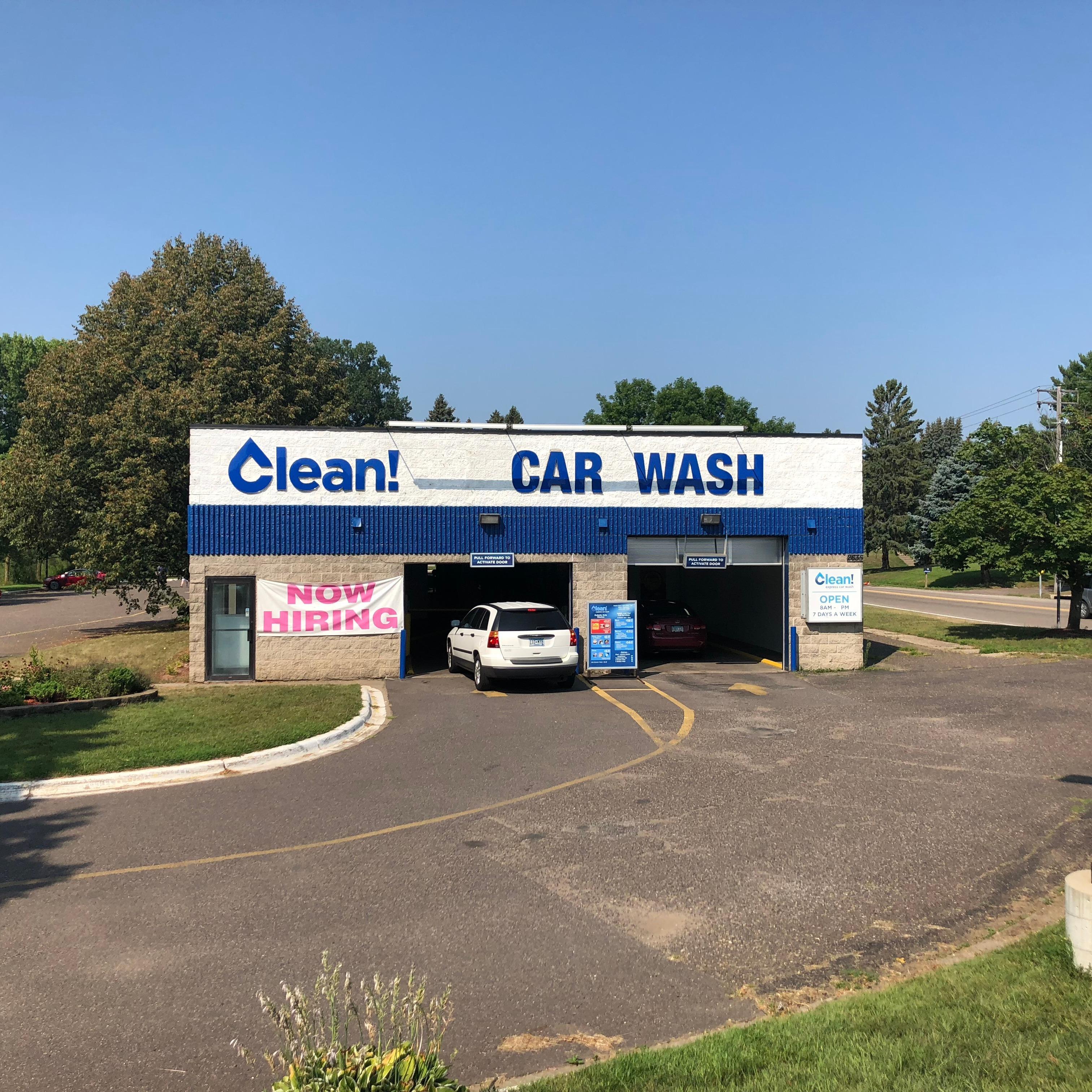 Clean Express Car Wash