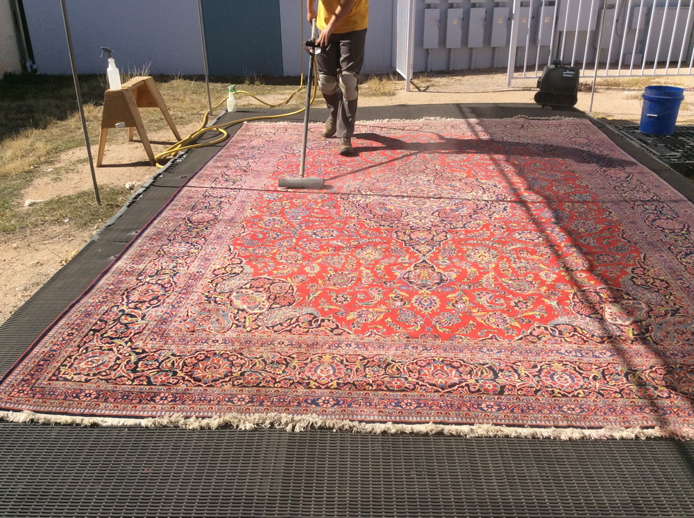 Airloom Oriental Rug Washing Co 140 S