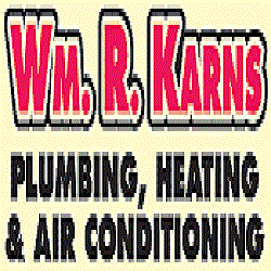 Karns WM R Plumbing & Heating - Franklin, PA - Plumbers & Sewer Repair