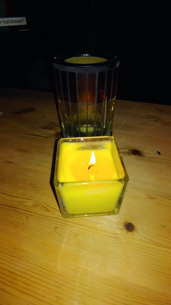 Creamy Candles