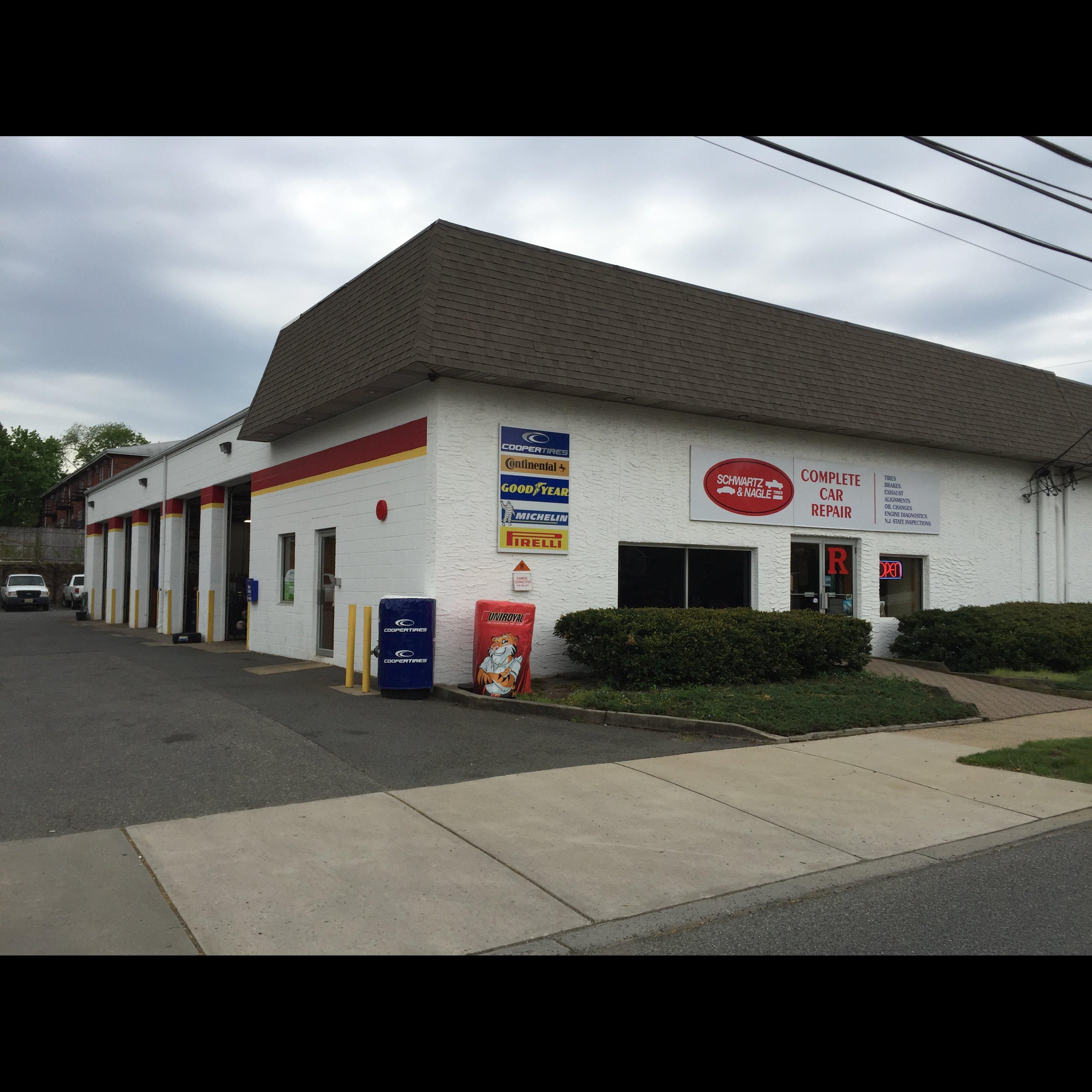 Schwartz & Nagle Tires Inc, Complete Auto Repair