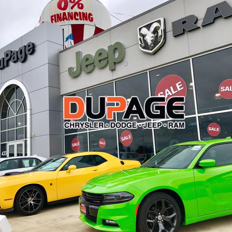 DuPage Chrysler Dodge Jeep RAM image 6