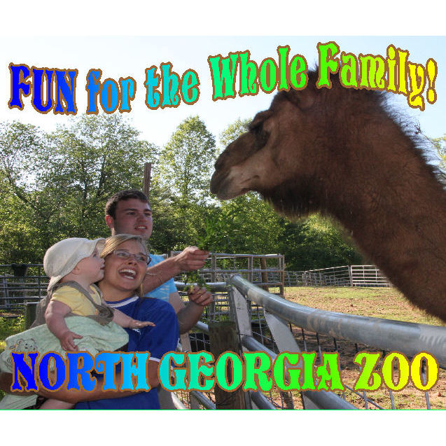 North Georgia Zoo & Farm/ Wildlife Wonders- Zoo To You