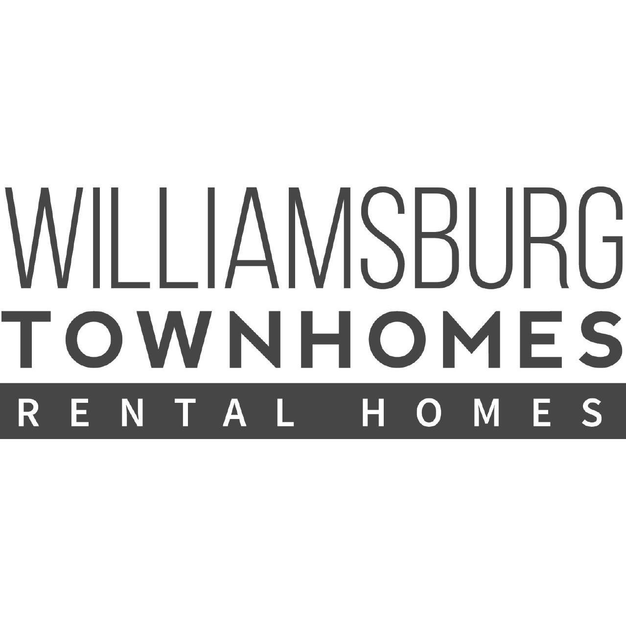 Williamsburg Townhomes Rental Homes