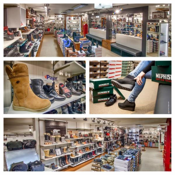 Chaussures Croteau Inc in Victoriaville