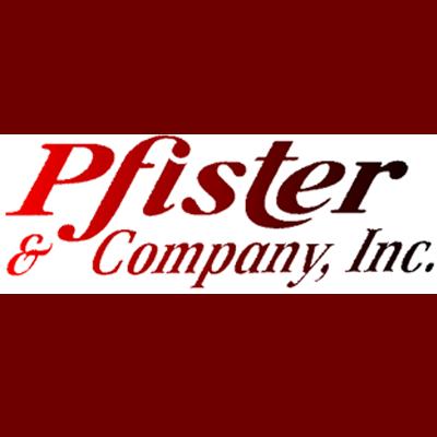 Pfister & Company Inc