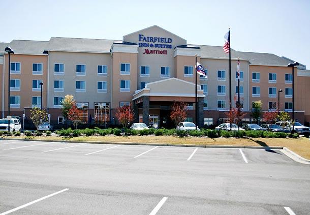 Fairfield Inn & Suites by Marriott Birmingham Pelham/I-65