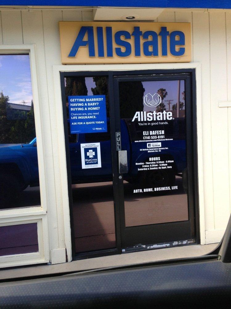 Eli Dafesh: Allstate Insurance image 1