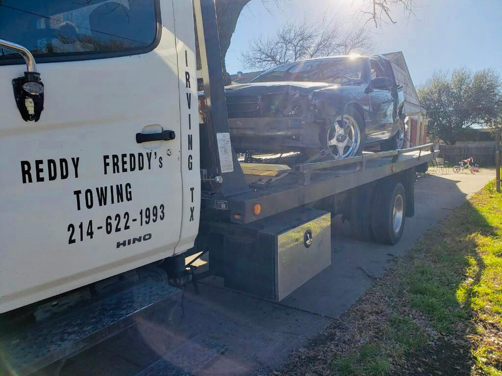 Reddy Freddy's Towing image 8