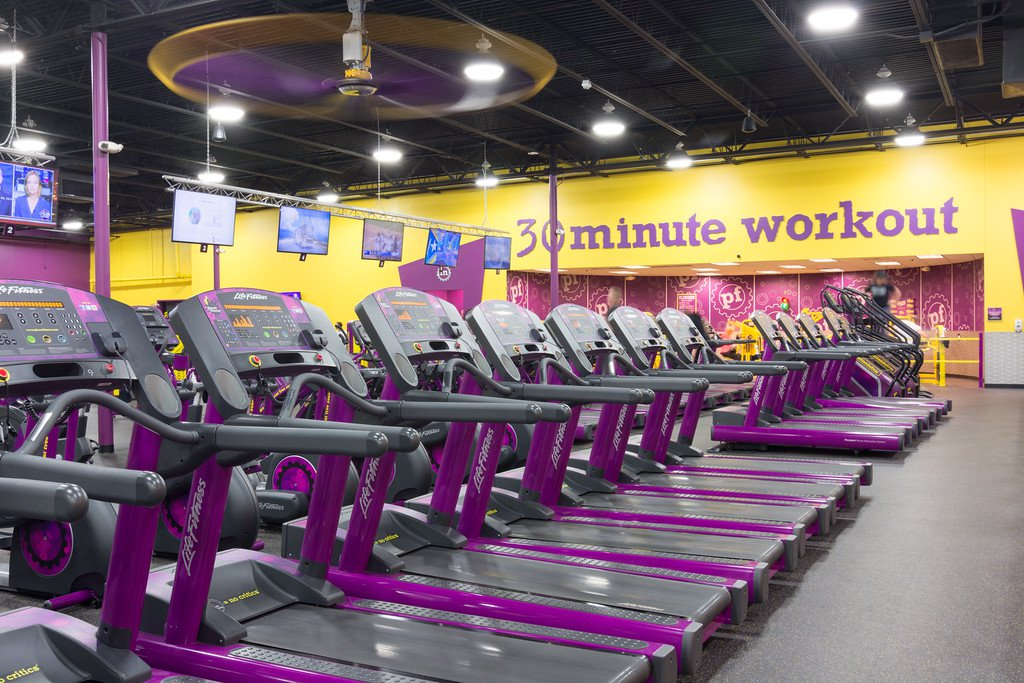 Planet Fitness 5833 W Saginaw Hwy Lansing Mi Health Clubs Gyms Mapquest