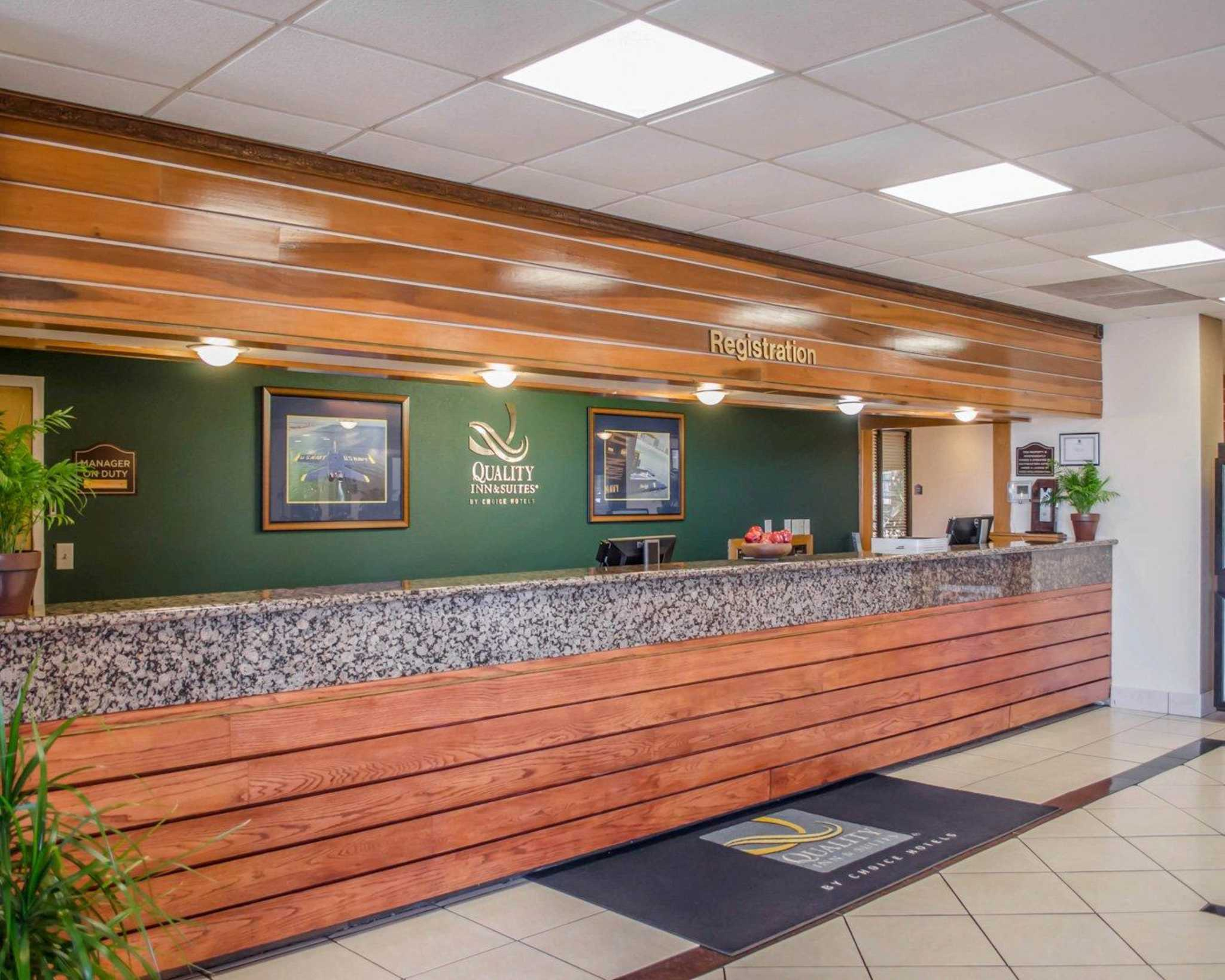 Quality Inn & Suites Pensacola Bayview in Pensacola, FL, photo #22