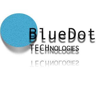 Blue Dot Technologies Logo