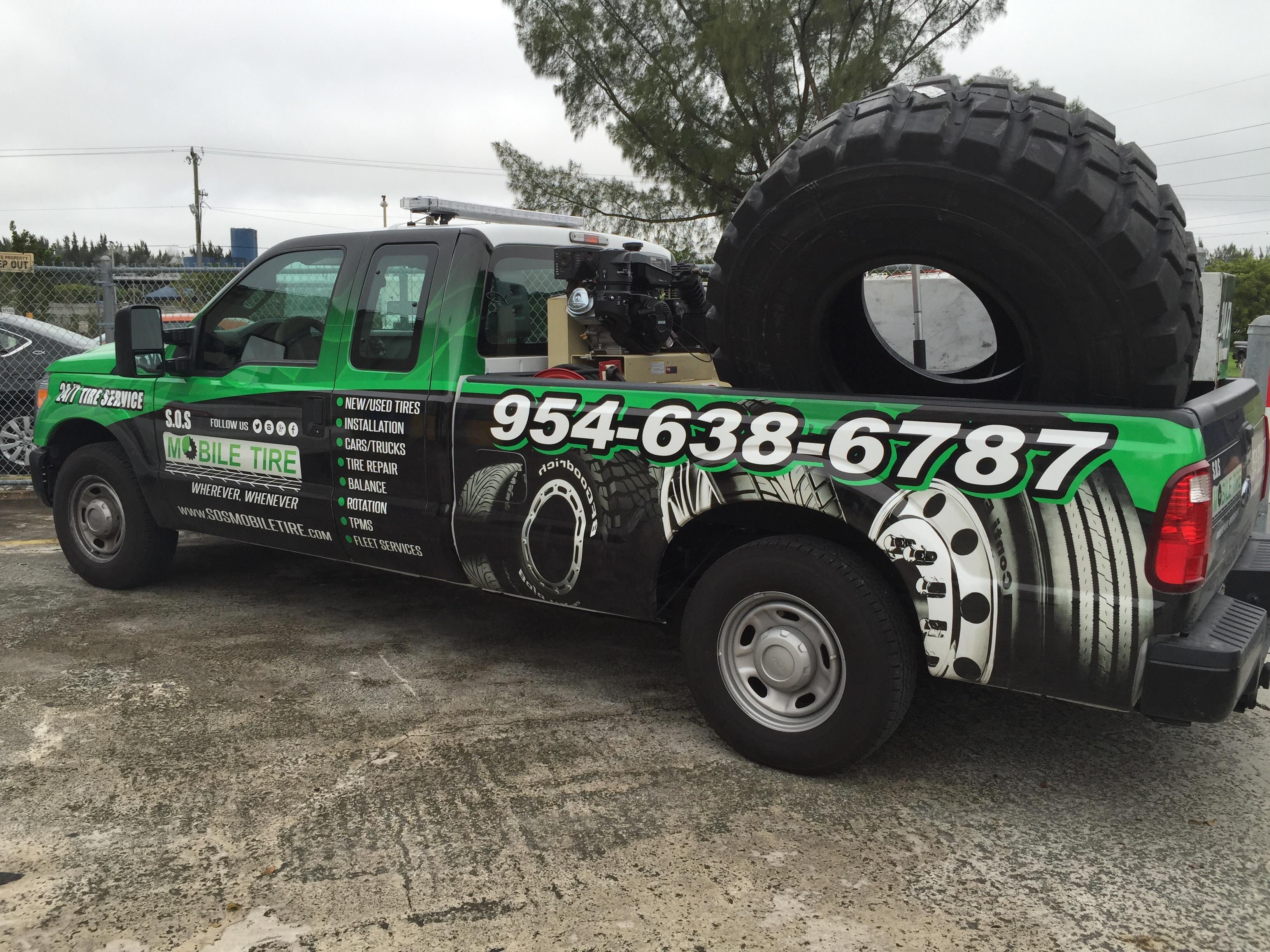 S.O.S Mobile Tire Repair image 3
