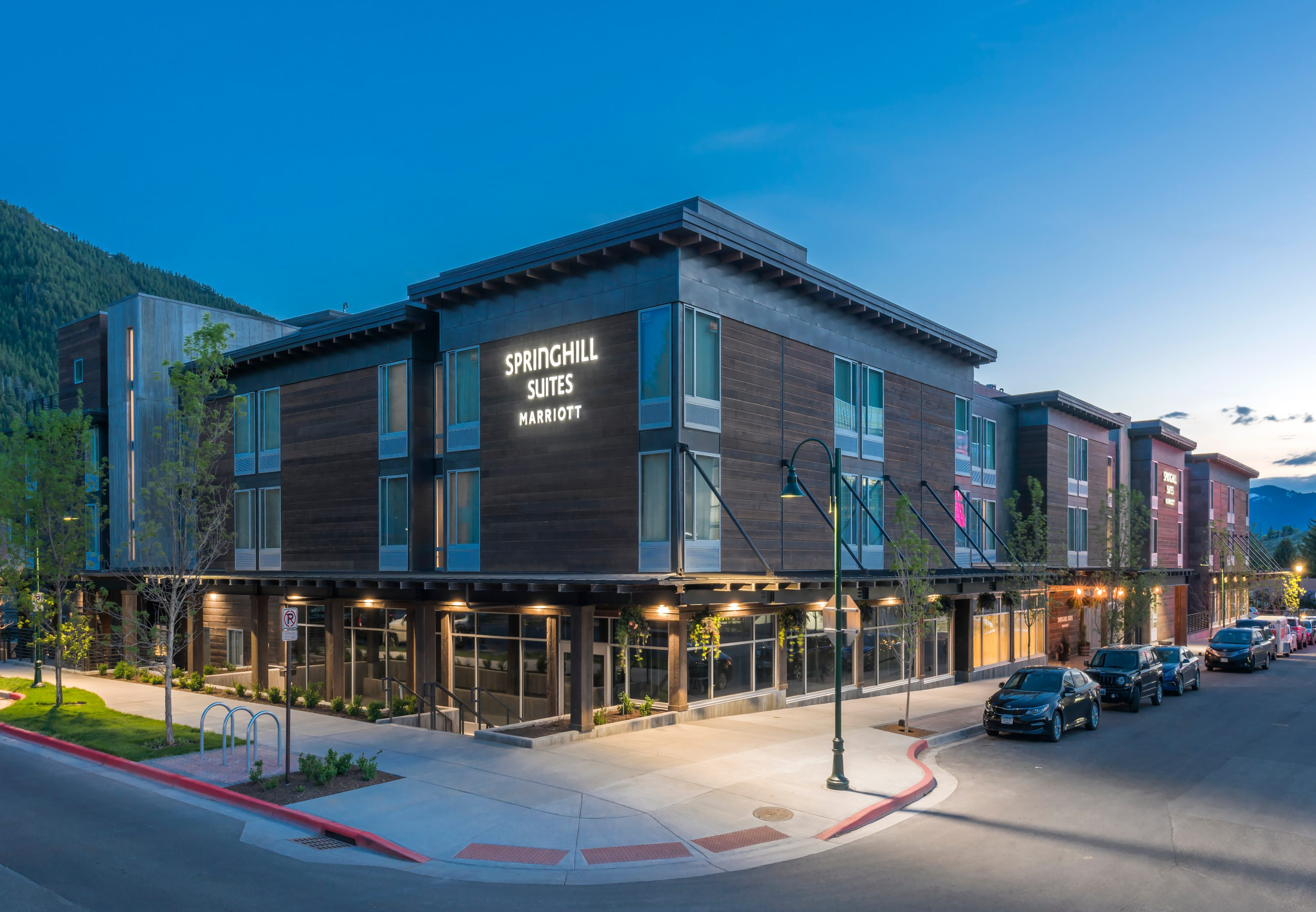 SpringHill Suites by Marriott Jackson Hole image 1