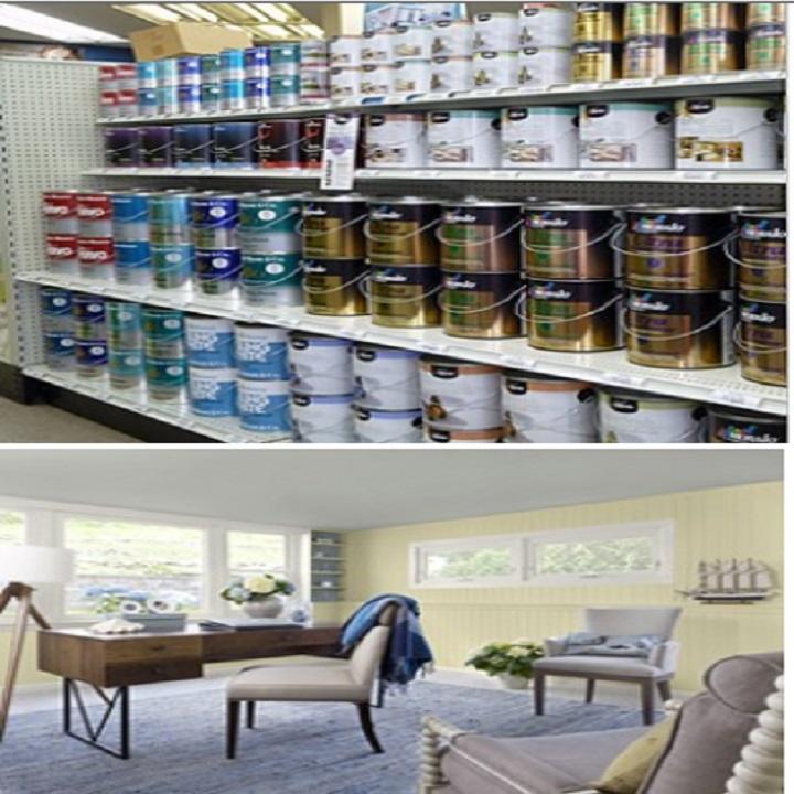 Buss paints wallpaper craft store emmaus pa 18049 for Local wallpaper shops