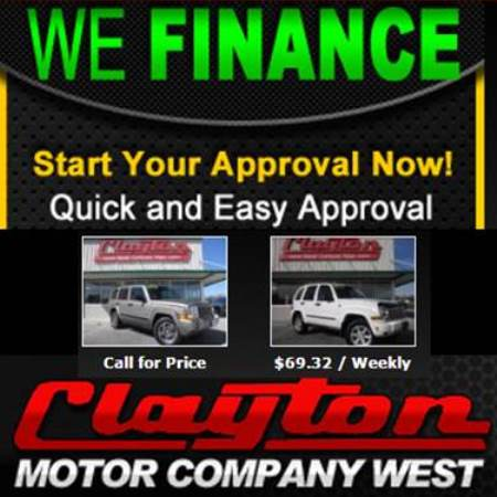Clayton Motor Company West At 9629 Parkside Drive