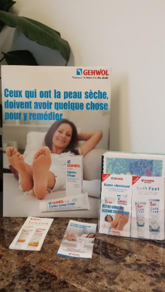 Centre De Soins Des Pieds à Montréal