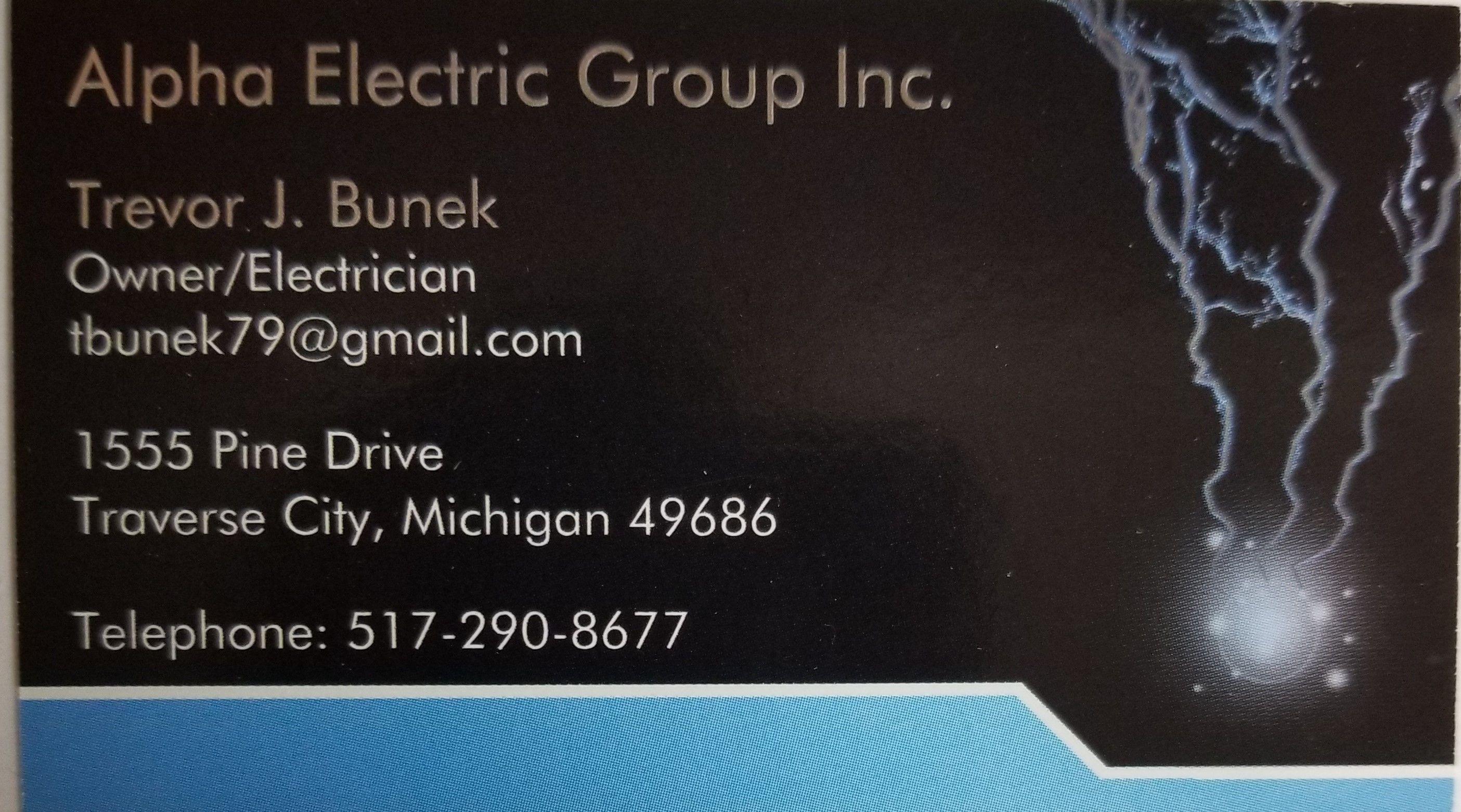 Alpha Electric Group Inc. image 1