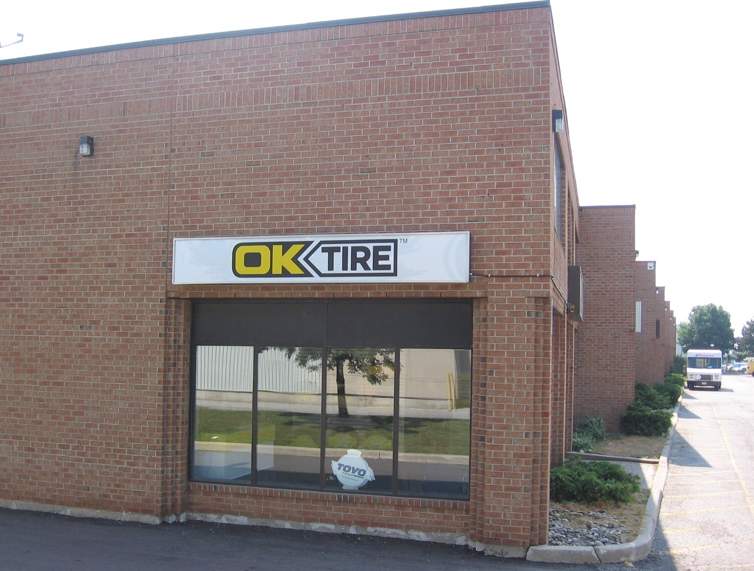 OK Tire in Brampton