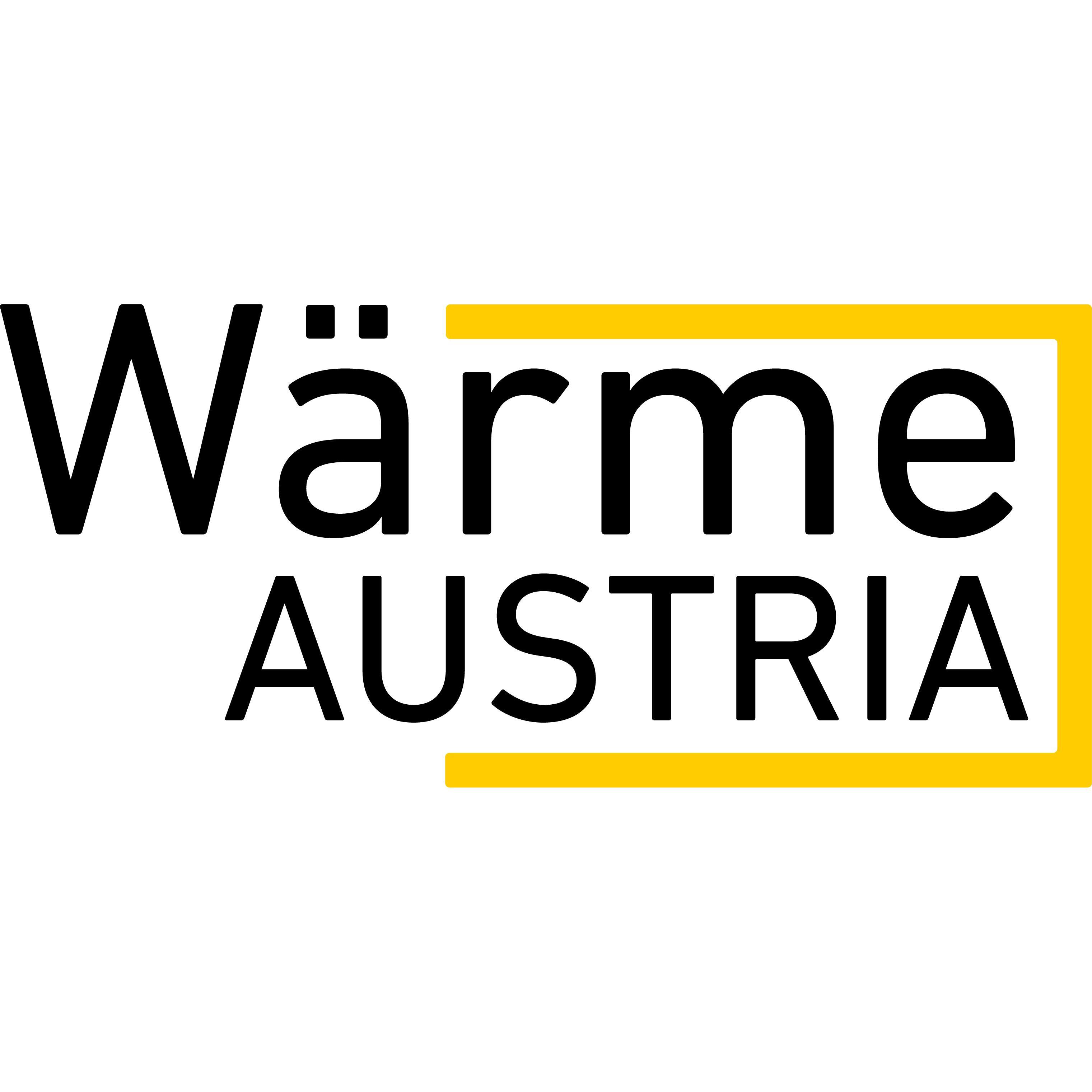 Logo von WAV Wärme Austria VertriebsgmbH Region West-Salzburg