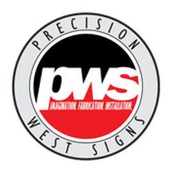 Precision West Signs