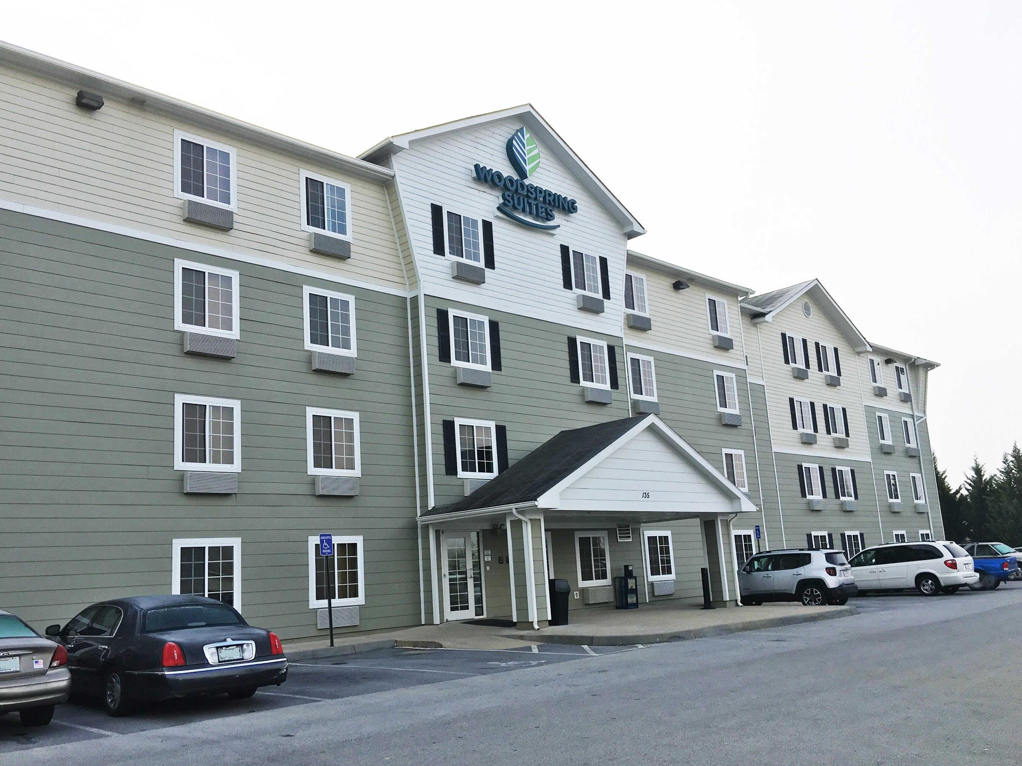 WoodSpring Suites Johnson City image 21