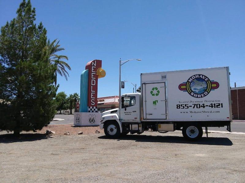 Mohave Shred Bullhead City, AZ Business Services Nec