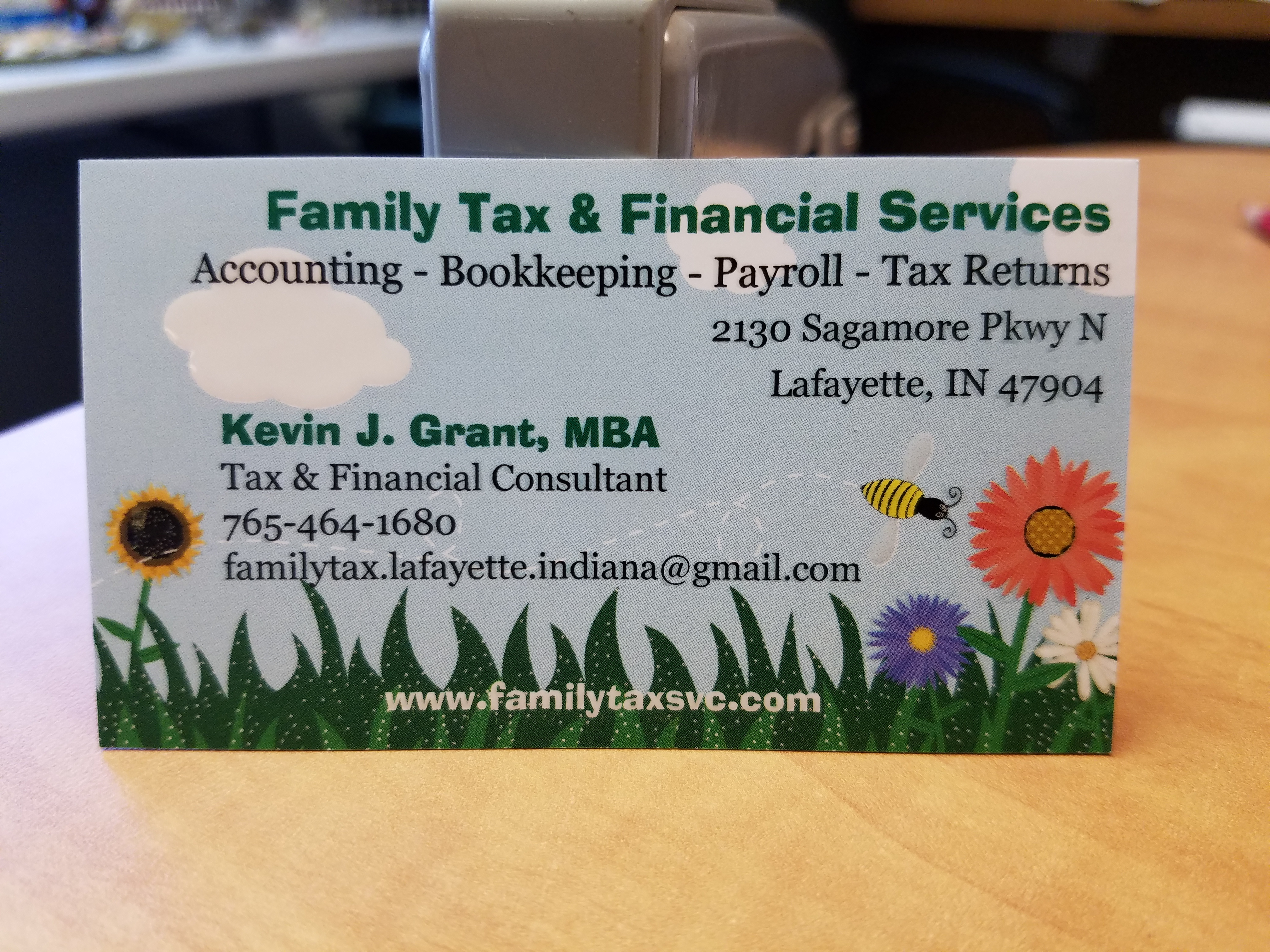 Family Tax & Financial Services image 1