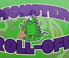 Monster Trash & Roll Off image 1