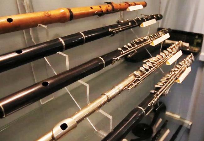 Vosbergen Museum Muziekinstrumenten