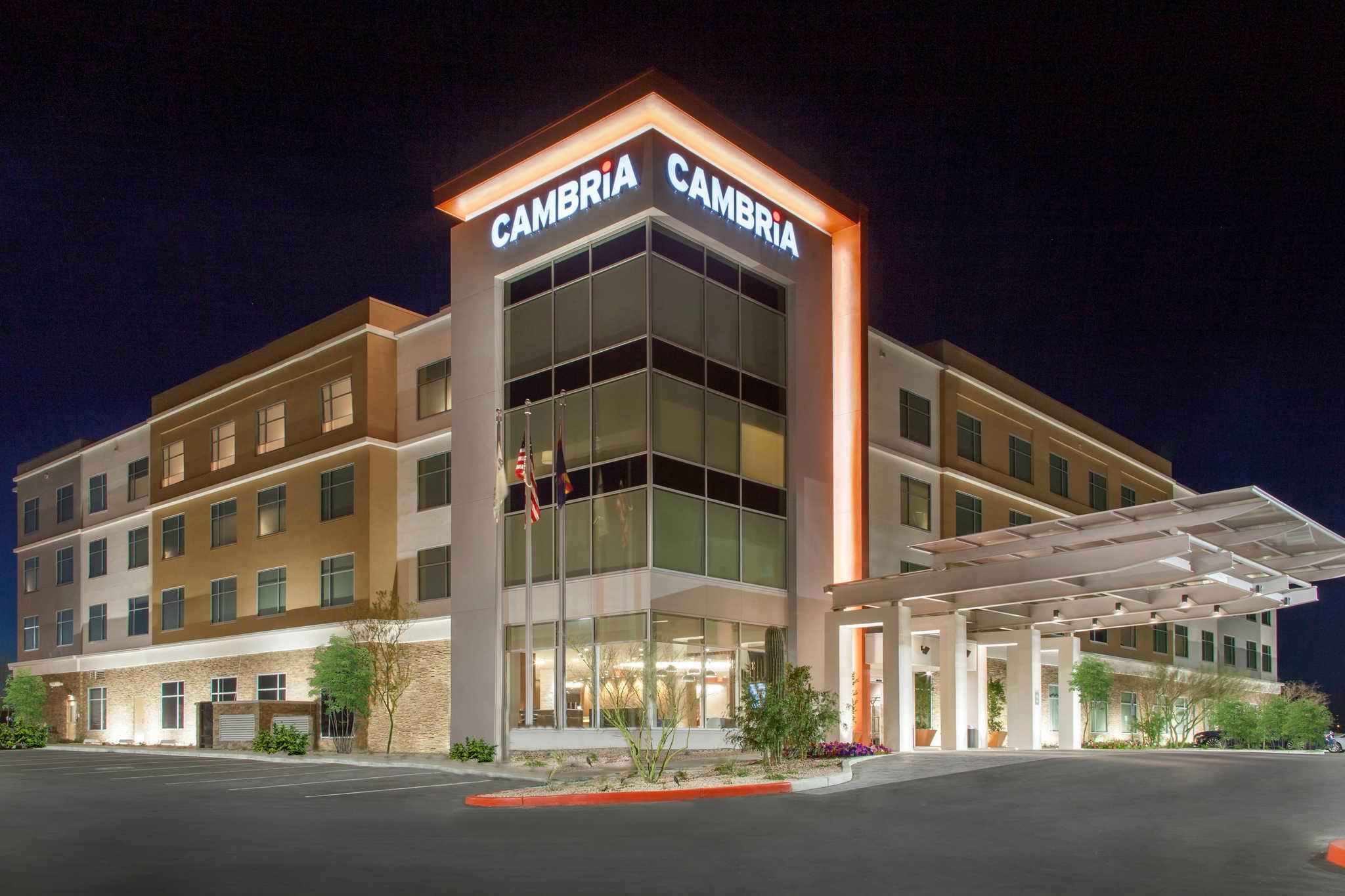 Cambria Hotel North Scottsdale Desert Ridge image 0