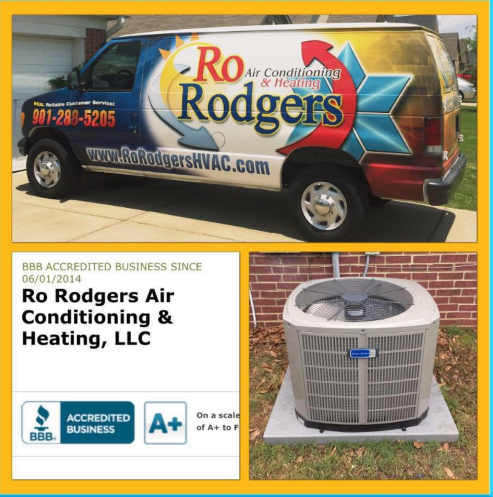 Ro Rodgers Air Conditioning & Heating, LLC image 3