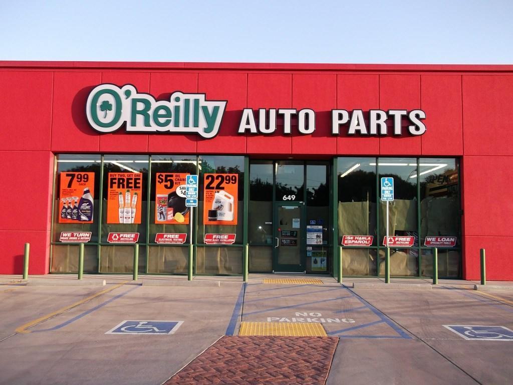 OReilly Auto Parts celebrates grand opening