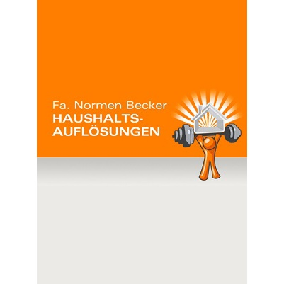 Logo von Normen Becker, Haushaltsauflösungen