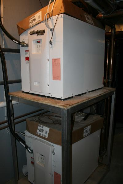 Briggs T M Plumbing & Heating Inc à Montréal