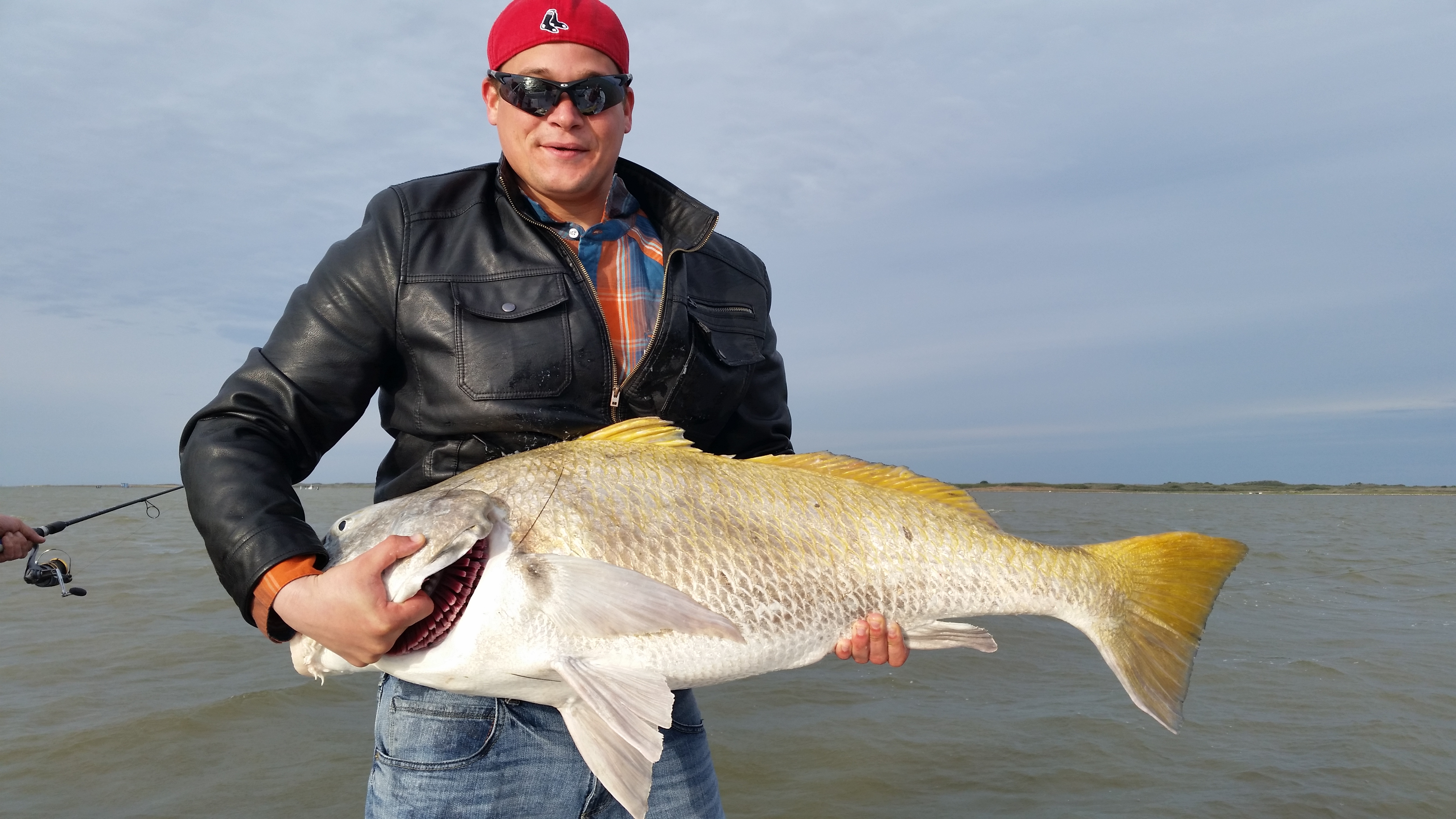 Fish on guide service in corpus christi tx whitepages for Corpus christi fishing guides