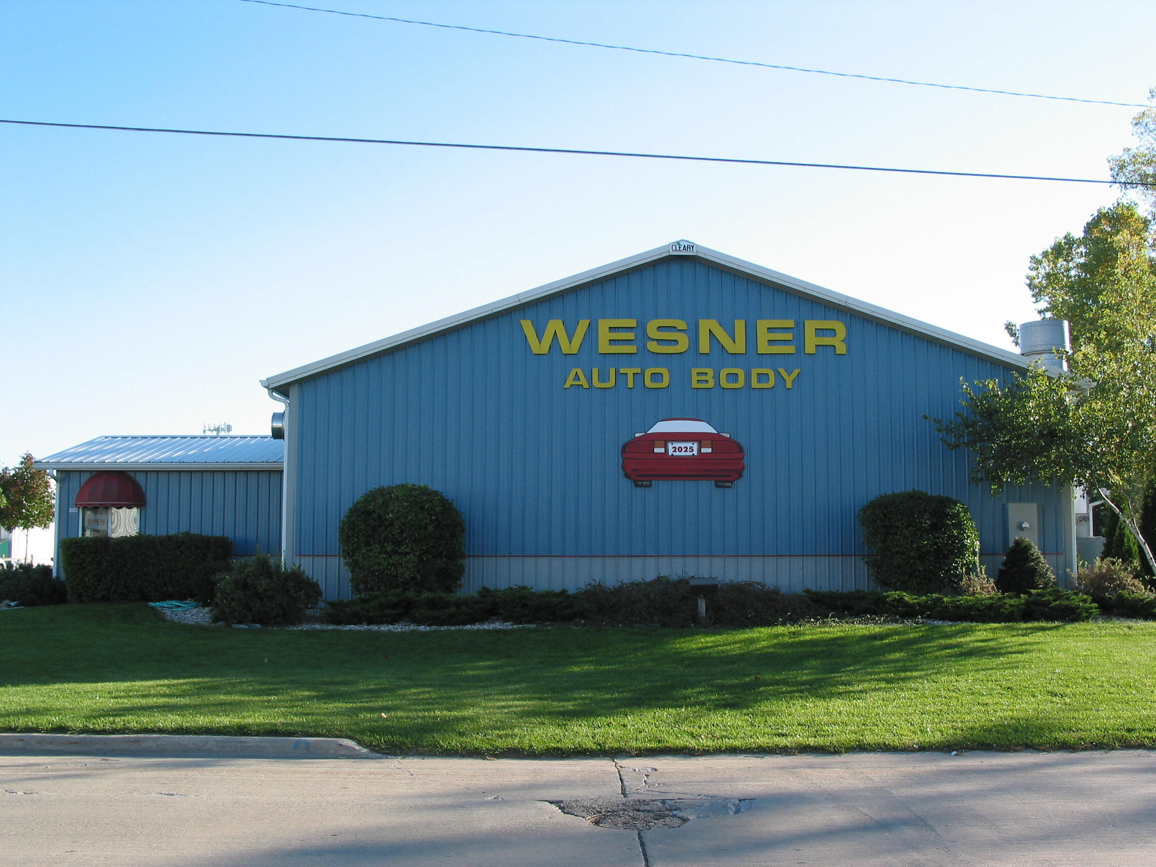 Wesner Auto Body in Oshkosh, WI, photo #2
