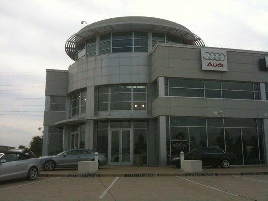 Audi Plano image 0