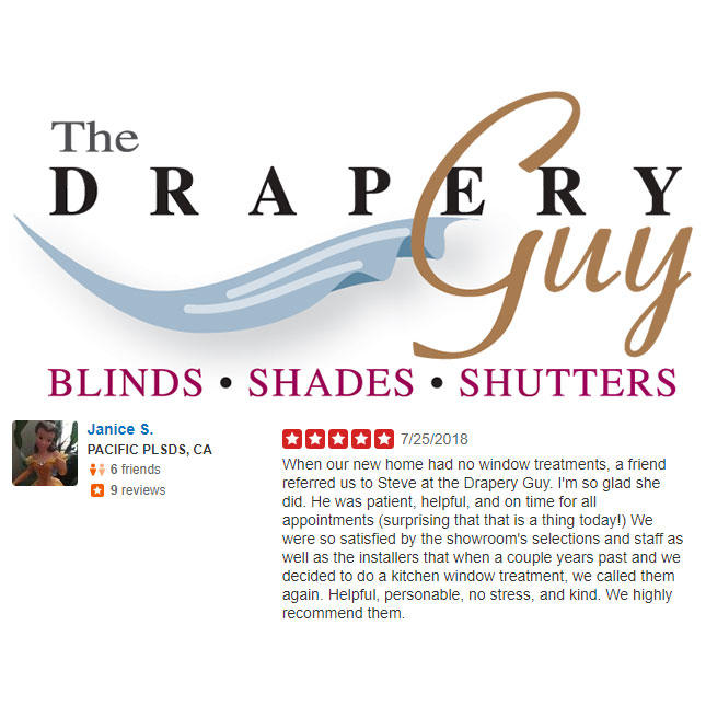 The Drapery Guy - Window Treatments Westlake Village image 25