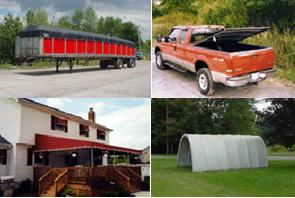 Custom Tarpaulin Products Inc - Youngstown, OH - Auto Parts