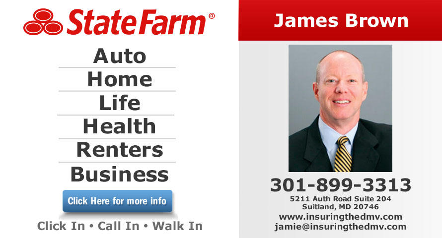 James Brown - State Farm Insurance Agent image 0