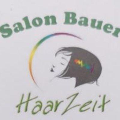 Logo von Salon Bauer Haarzeit