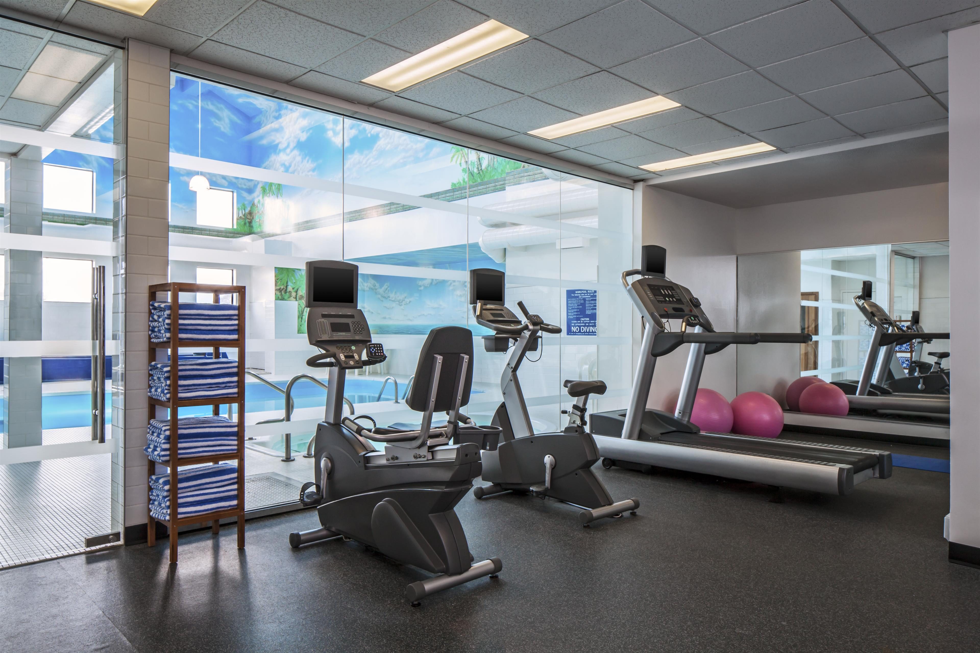 Four Points by Sheraton Kamloops in Kamloops: Fitness Center