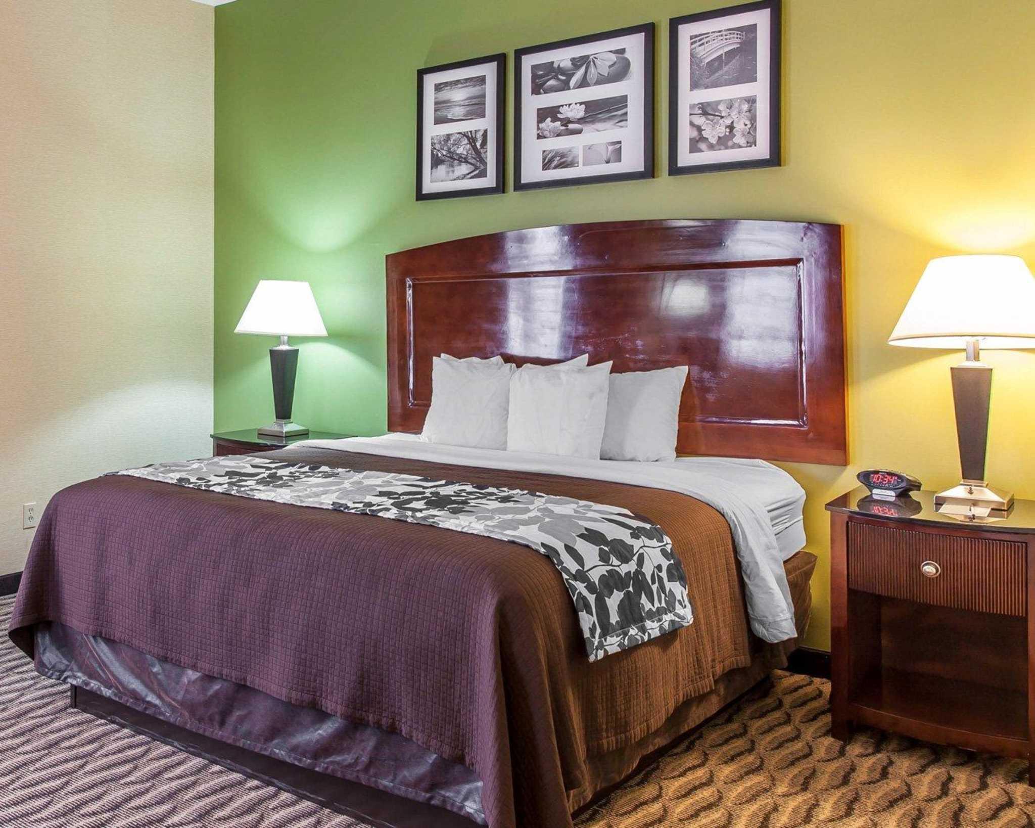 Sleep Inn & Suites Upper Marlboro near Andrews AFB image 24