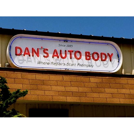 Dan 39 S Auto Body In Frederick Md 21703 Citysearch