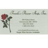 Frank's Flower Shop