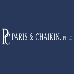 Paris & Chaikin, PLLC - ad image