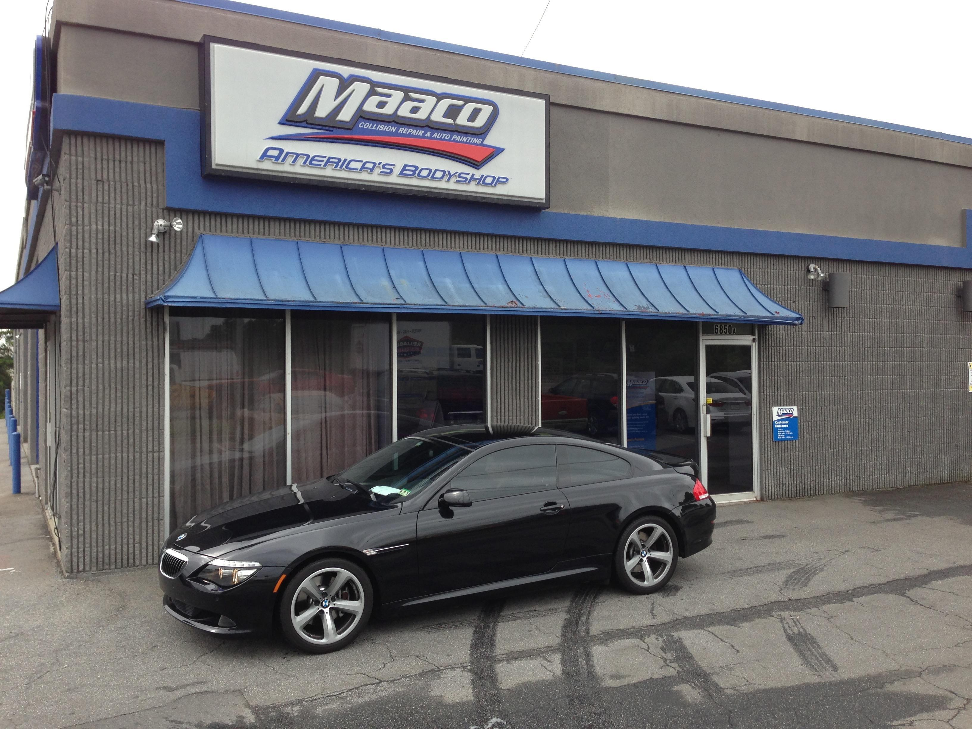 Maaco Collision Repair & Auto Painting image 3