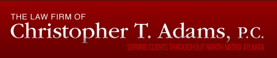 Law Firm of Christopher T. Adams, P.C. - ad image