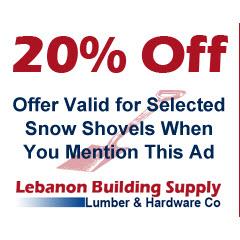 Lebanon Building Supply Company image 2